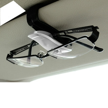Lsrtw2017 Abs Car Interior Glasses Clip for Audi