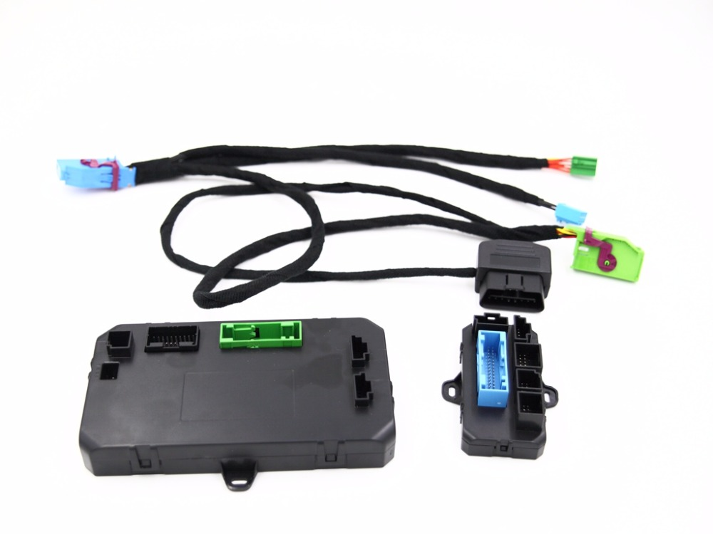Remote Engine Turn Off Car Air Conditioner For Car Precooling Car Window Closer For Mercedes Benz
