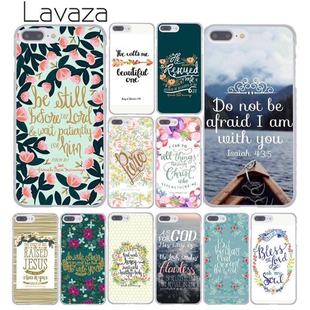 quality design c96ba 1006a US $2.55 |Lavaza Bible verse Philippians Jesus Christ Christian Clear Cover  Case for iPhone X XS Max XR 6 6S 7 8 Plus 5 5S SE 5C 4S 10-in Half-wrapped  ...