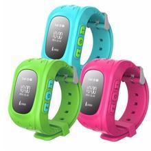 Heißer Verkauf Q50 Smartwatch Kinder Sicherheit Überwachung Tragbare SOS GPS Smart Uhr Android Telefon Tracker Unterstützung SIM Karte