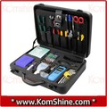 KomShine KFS-35E Basic Fiber Optic Tool Kit/Fusion Splicing Toolkit/FTTH Assembly/Herramientas de Fibra Optica