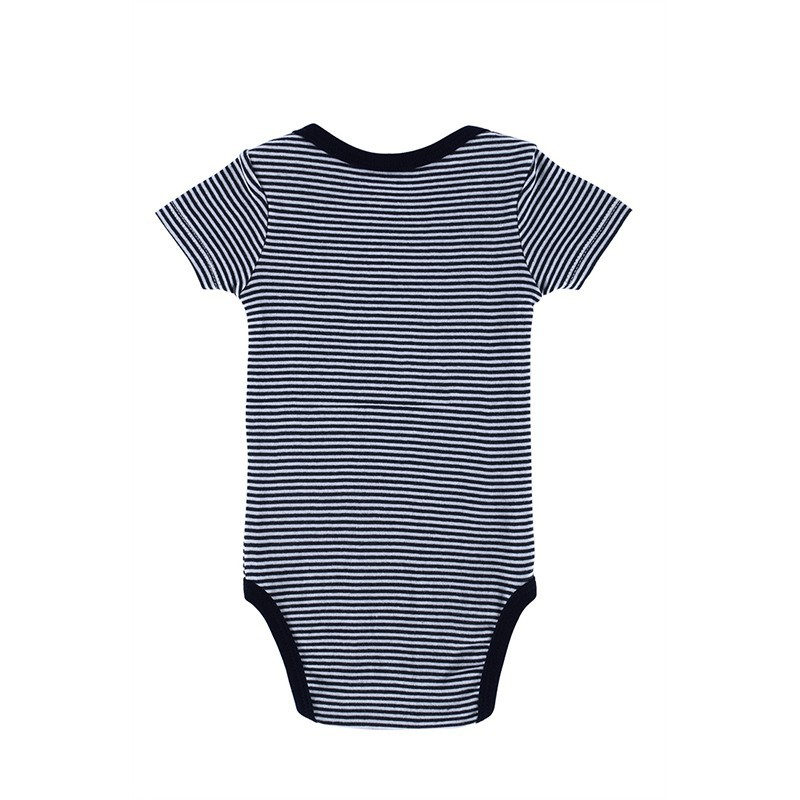 Promotion 23 Styles Baby Romper Boy & Girl Striped Short Sleeves Next Jumpsuit New Born Baby Clothes Infant Newborn Boy Body 5