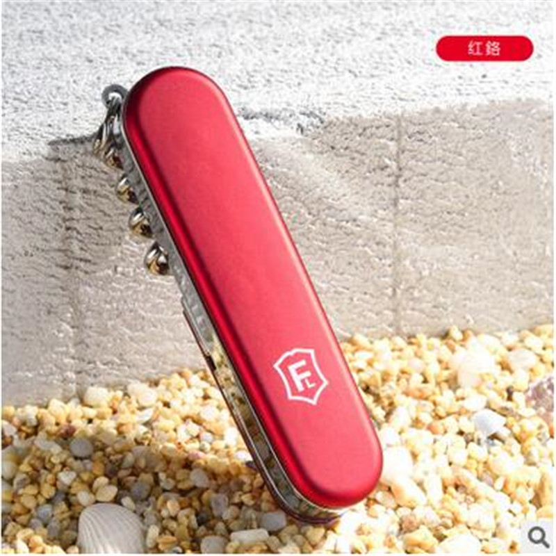 Image 4 - 5 In 1 Multifunction USB Lighter Saber Rechargeable Electronic Turbo Lighter Cigarette Swiss Army Knife Camping Tool Camouflage-in Cigarette Accessories from Home & Garden