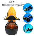 300 Вт Электрический АКВАБАЙК Дайвинг оборудование подводный пропеллеры бассейн скутер с сумкой для одежда заплыва (не батарея)