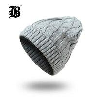 Beanies Hats For Women Bonnet Men Warm Beanie Cap Women Knitted Winter Hat Crochet Skullies Men Knit Caps Bonefk7713