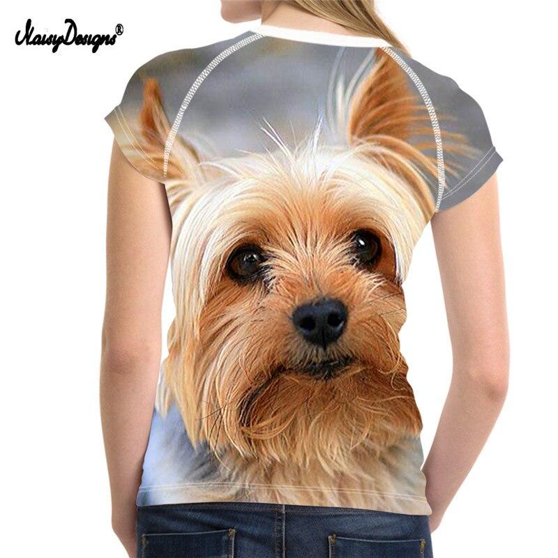 Compre Noisydesigns Engracado Yorkshire Terrier 3d Cao Impresso