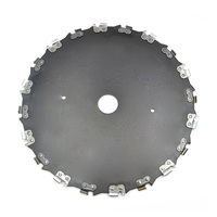Discs Saw Chain Blade 20T 9 O.D. 230cm I.D. 25.4mm Machinery for Woodworking Power Tools Circular Parts