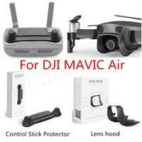 PGYTECH Mavic Air Lens hood+Remote Control Thumb Stick Guard Rocker Protector for DJI Mavic Air Accessories