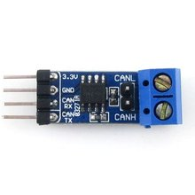 Kit Development-Board SN65HVD230 Can-Module Network-Transceiver Esd-Protection Evaluation