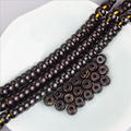 Wholesale Coconut Shell Spacer Beads Flat Round Coffee 6/7/8/9mm Dia,100PCs Natural Wood Rondelle Loose Beads for Jewelry Making