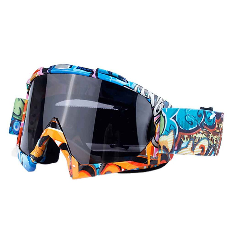Men's and women's new winter skiing anti-fog glasses goggles anti-UV skis snow outdoor skiing windproof glasses