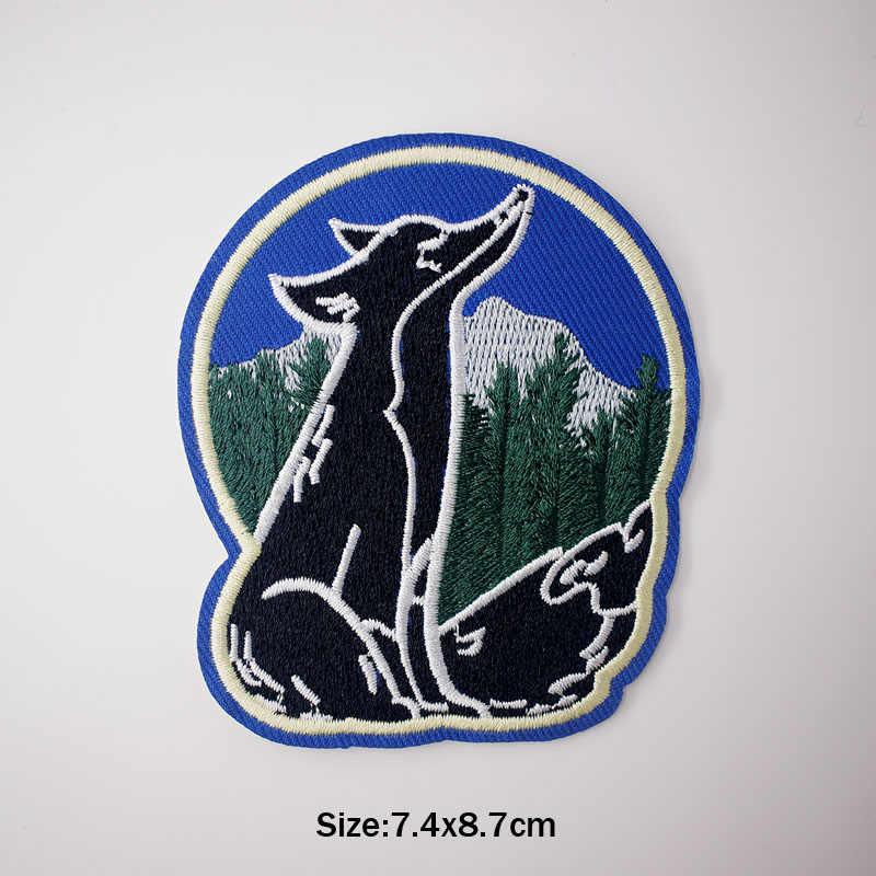 旅行単独アイアンでパッチバッジ縫うシーム仕立ての服スーツコートジャケットズボン Tシャツパンツ飾りアパレル