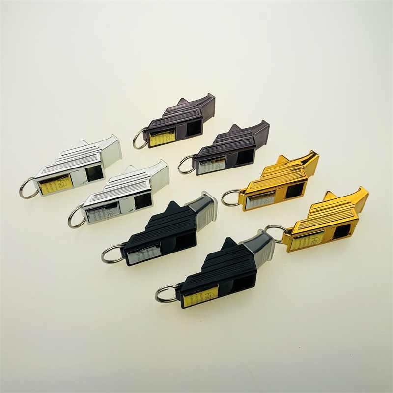 Professional factory direct professional football referee whistle basketball volleyball whistle sports whistle 8 colors