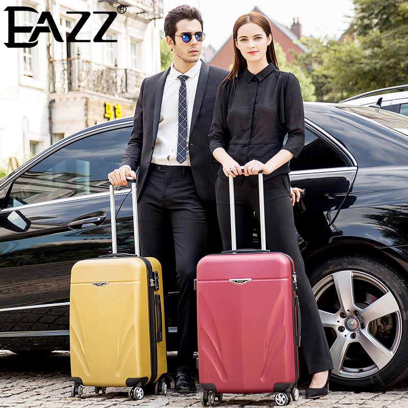 business suitcase, universal wheel luggage, 20 24 26 inch landing case, male and female suitcase, password luggage box
