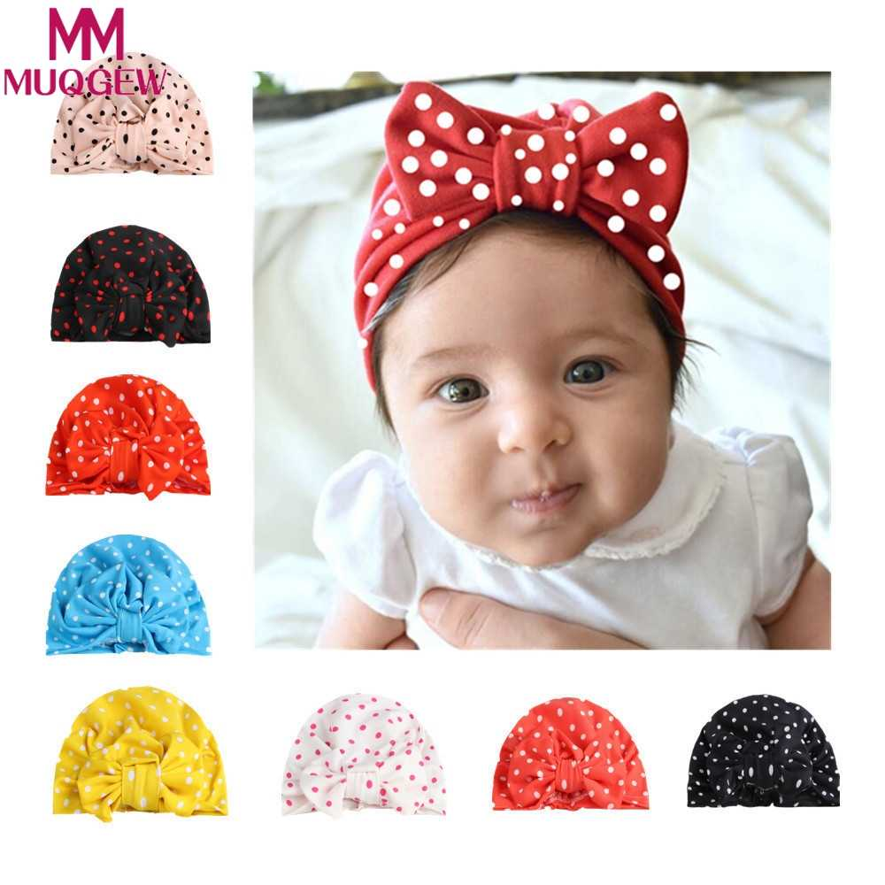 2fb42229fe9 MUQGEW baby Girl Boy Hat Cap Summer Sun Baby Children Hats Toddler Kids Hat  Baby turban