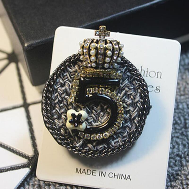 Luxury Designer Jewelry: Aliexpress.com : Buy Number 5 Pearl Vintage Famous Luxury