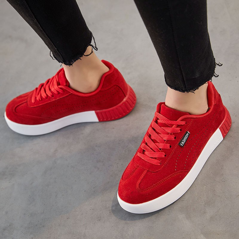 Spring Autumn Women Vulcanize Shoes Superstar Platform Ladies Shoes Fashion Sport Women Shoes Zapatillas Mujer 2017 New S179 (3)