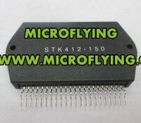 3pcs/lot STK412-150 STK412 Two-Channel Shift Power Supply Audio Power Amplifier ICs 150W + 150 W new original stk412 170 c