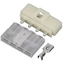 4 контактный автомобильный коннектор литая заглушка для чехла
