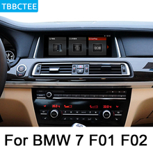 For BMW 7 Series F01 F02 2013~2015 NBT Android multimedia player HD screen Touch display GPS Navigation stereo Audio head unit стоимость