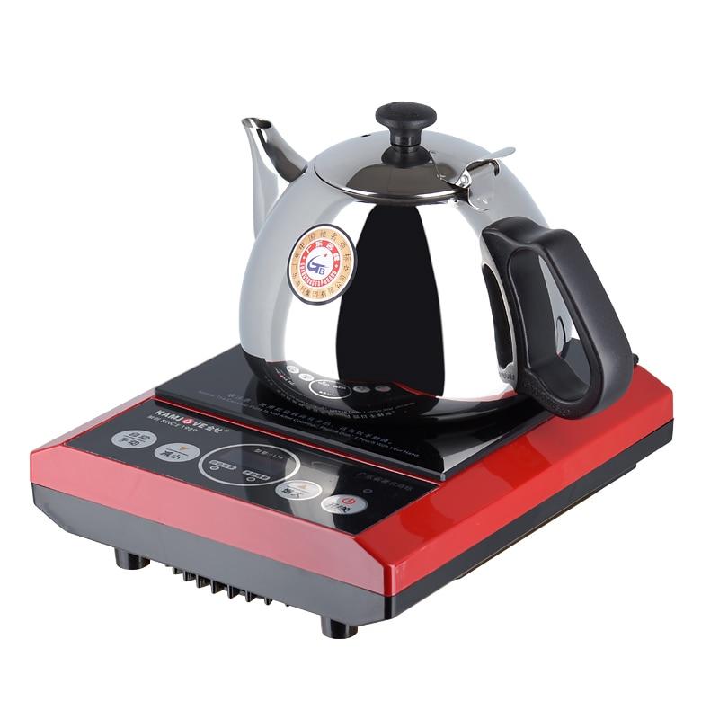 Kamjove fréquence cuisinière à induction numérique cuisinière à thé électrique bouilloire électrique ensemble de thé-in Carafes d'eau from Maison & Animalerie    1
