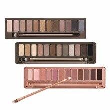 12 Colors Glitter Naked Matte Eyeshadow Pallete Professional Urban Makeup Colourpop Eye Shadow Set Kyshadow Shades Cosmetics H21