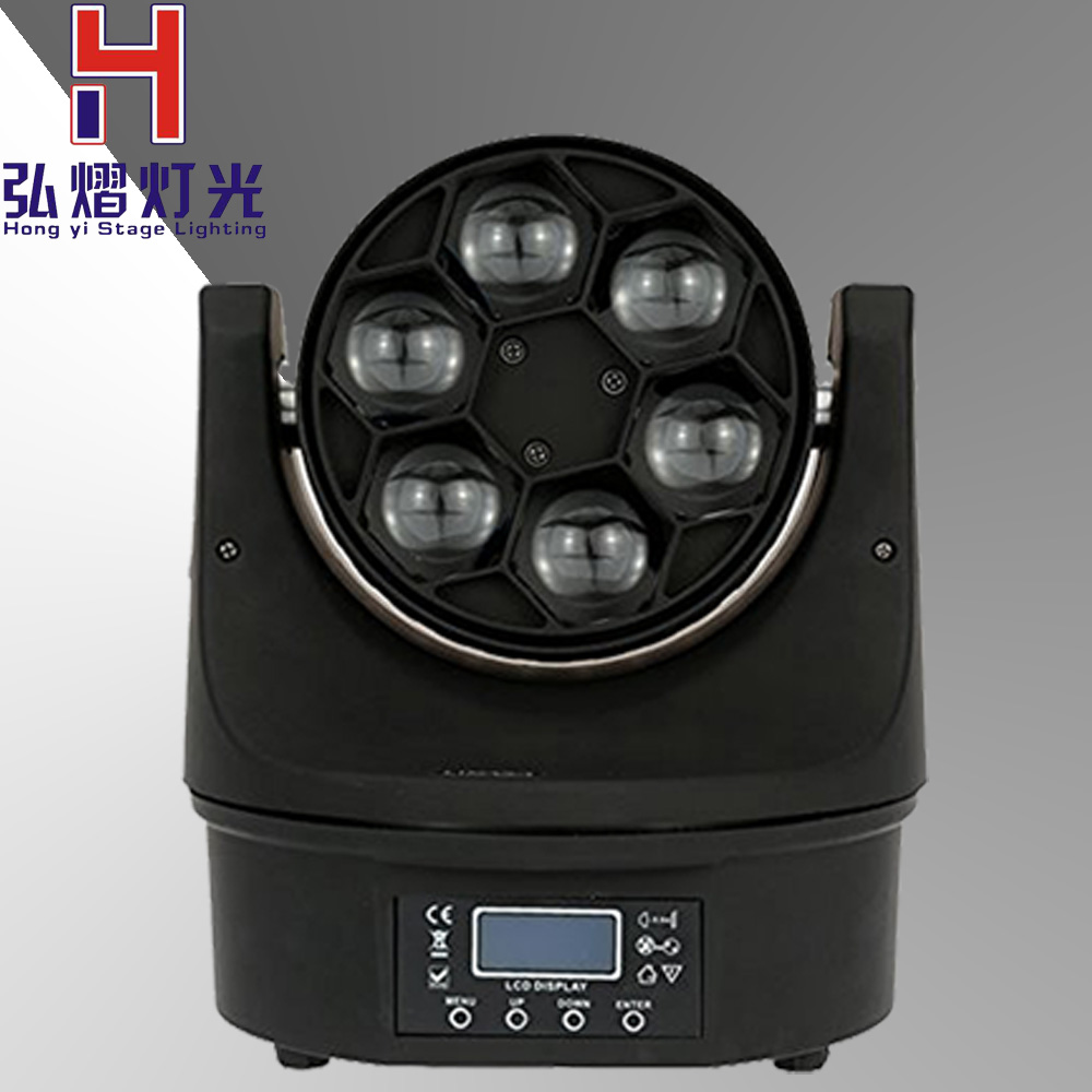 New Design Hot Selling The Amazing HAWKEYE 6PCS 15W RGBW 4IN1 Bee Eye LED Moving Head Beam+Wash Light 5%off Free ShippingNew Design Hot Selling The Amazing HAWKEYE 6PCS 15W RGBW 4IN1 Bee Eye LED Moving Head Beam+Wash Light 5%off Free Shipping