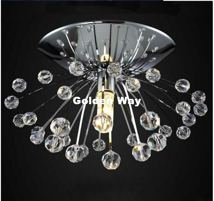 Free Shipping Hanging Crystal Ceiling G9 Modern Ceiling Lamp Corridor Balcony Aisle Hallway Lights Living Room Indoor Lighting new 40cm modern brief e14 crystal lamp ceiling light aisle lights restaurant lamp higt quality elegant gift free shipping