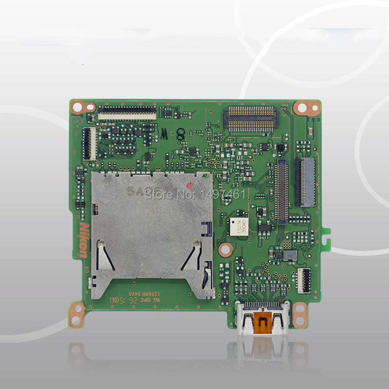 Big TOGO Main circuit Board Motherboard PCB repair Parts for Nikon D5500 SLR free shipping new big main board motherboard pcb repair parts for sony ilce 6000 a6000 slr