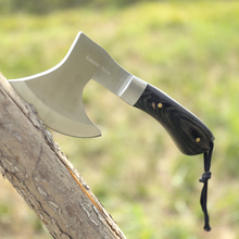 Stainless Steel Multifunctional Outdoor Hunting Camping Household Survival Fire Control Machetes Hatchet Hand Tools