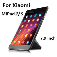 Case For Xiaomi MiPad 3 Protective Cover Leather PU Tablet PC For XIAOMI Mipad3 2 Protector