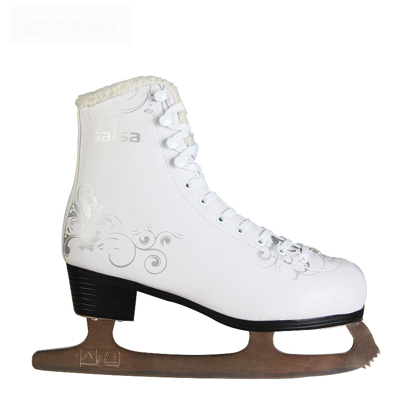 Ice Skate Tricks Shoes Adult Child Leather Ice Blade Skates Professional Flower Knife Ice Hockey Knife Real Ice Skateing ID01Ice Skate Tricks Shoes Adult Child Leather Ice Blade Skates Professional Flower Knife Ice Hockey Knife Real Ice Skateing ID01
