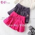 Весна осень одежда для младенцев дети юбка девочка свободного покроя короткая юбка девочки юбка
