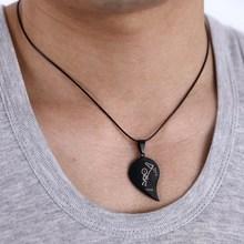 Best Cheap Broken Heart Necklace For Boyfriend And Girlfriend