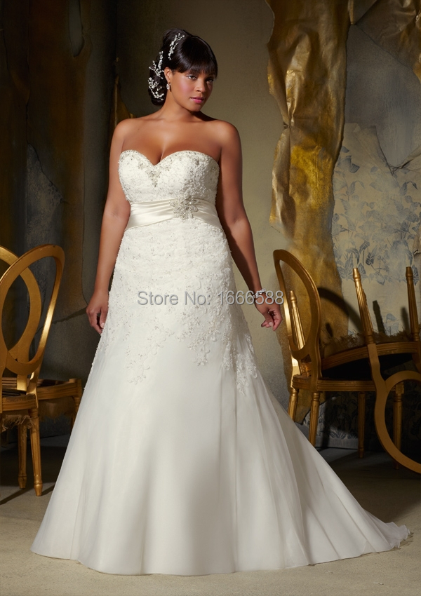 Wedding dresses for big busted women dress home for Wedding dresses for big busted women