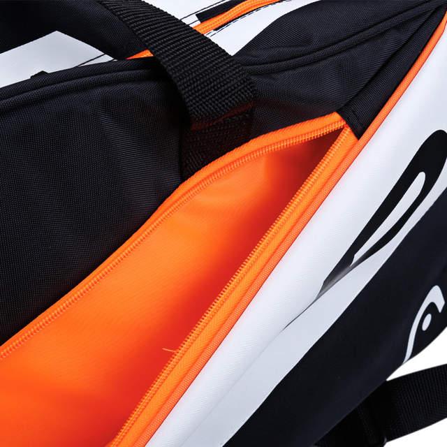 48b5710073 Head Tennis Racket Bag Multi-function Badminton Squash Racket Bag Tennis  Racquet Bag For Men