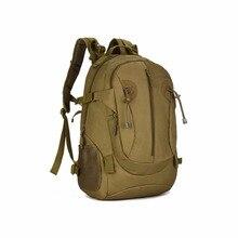 40L Military Tactics Backpack Camouflage Mochila Women Men School Bags Molle Outside Rucksack Trekking Backpacks Bag