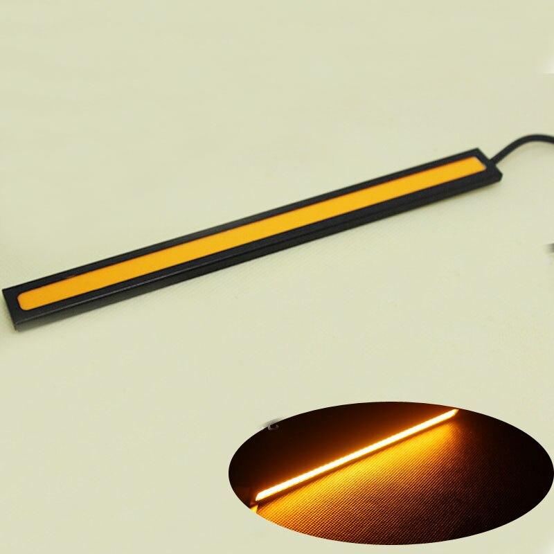 ヾ(^  ^)ノФирменная Новинка <b>2</b> шт. (желтый) 17 см супер яркий DC ...