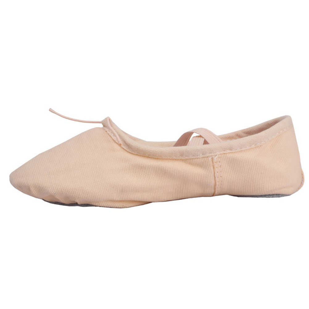 Miękkie antypoślizgowe damskie męskie podeszwy dorosłych buty do baletu buty gimnastyczne