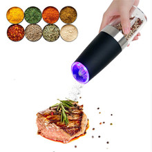 Electric salt pepper grinding machine household electric induction automatic kitchen tool grinding restaurant cooking full automatic electric pasta machine home kitchen intelligent automatic noodle machine electric household electric dumpling
