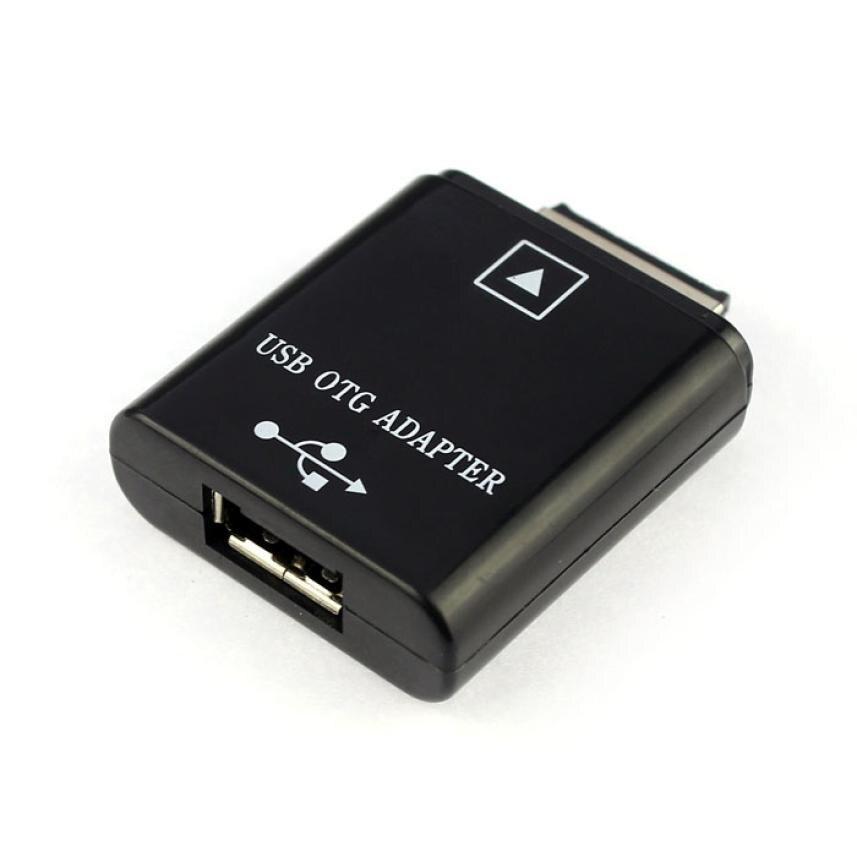 MOSUNX Futural Digital Hot Selling USB OTG Host Connection For Asus Eee Pad Transformer TF201 TF101 TF300T  Drop Shipping F35 otg adapter for asus eee pad transformer tf101 tf201 black