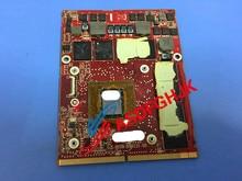Original stock M17x R2 M15X Laptop RT01J 0RT01J CN 0RT01J Graphic Vedio Card HD5870 HD 5870 DDR5 216 0769008 100% TESED OK