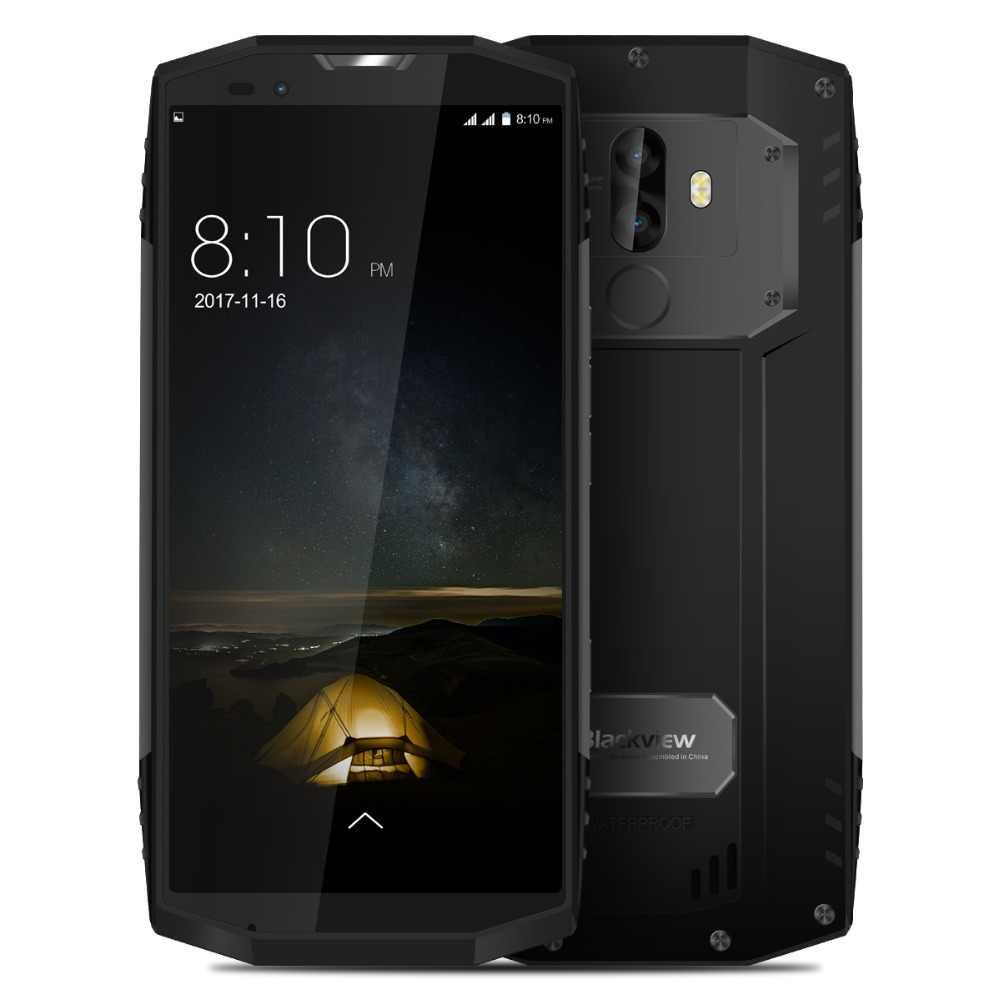 """Blackview BV9000 Pro IP68 étanche Smartphone Helio P25 Octa Core 6GB + 128GB 5.7 """"FHD double SIM téléphone portable 4180mAh batterie"""