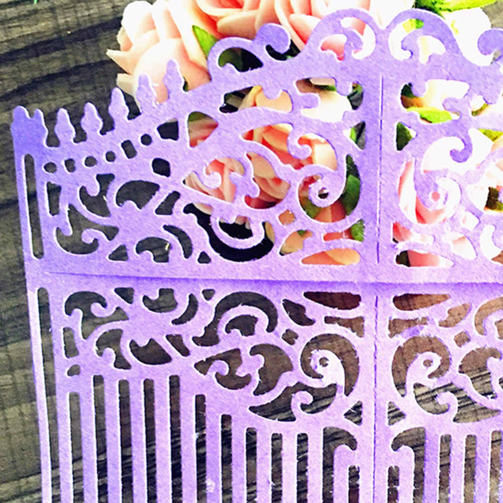 Main Entrance Door Scrapbook Craft Dies Scrapbooking Die 3d Stamp