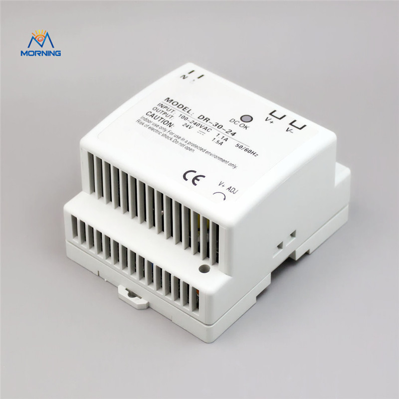 DR-30-5 5V din rail single power supply 30W input output switching power supply 5 30