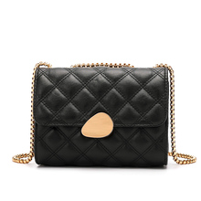 fashion side bags small for ladies channels women 2019 black handbag designer bags famous brand women chain  quilted shoulder ba black fashion side pockets hoodie quilted outerwear