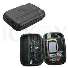 Protect portable case + negro anillo desmontable correa para el cuello GPS Garmin Astro 320 220 62 64 62st GPSMap 64st accesorios