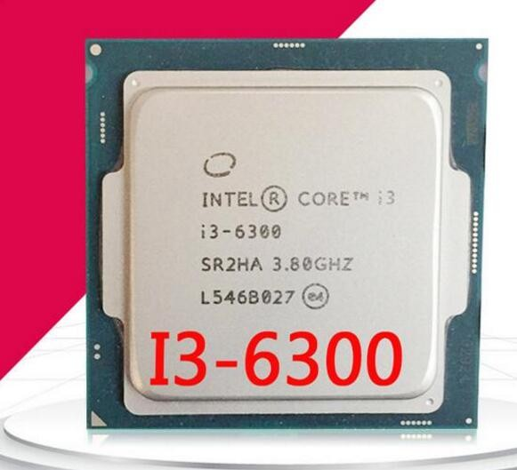 Original-Core-i3-6300-i3-6300-CPU-processor-3-8G-14NM-LGA1151-51-W-Dual-Core