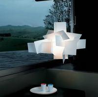 D65cm/95 cm современный акриловый Big Bang Stacking Современная креативная люстра освещение искусство подвесной светильник потолок E27 светодиодный све