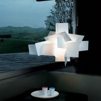 D65cm 95cm Modern Foscarini Big Bang Stacking Creative Modern Chandelier Lighting Art Pandant Lamp Ceiling E27